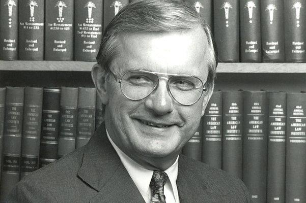 In Memoriam:  Geoffrey C. Hazard, Jr.
